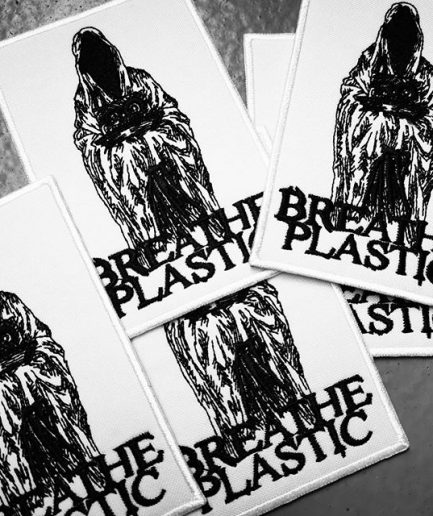 Breathe Plastic patch